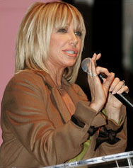 Suzanne Somers, Cancer Expert